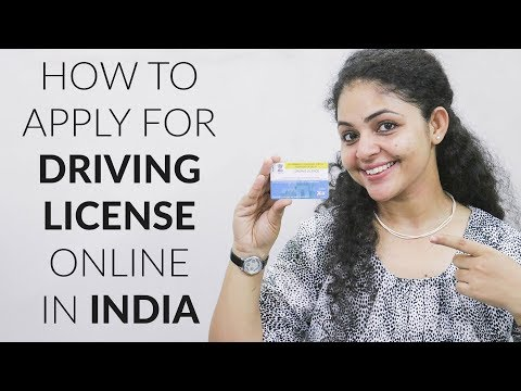 How To Apply For Driving License Online In India In Hindi | Driving Licence Apply Online