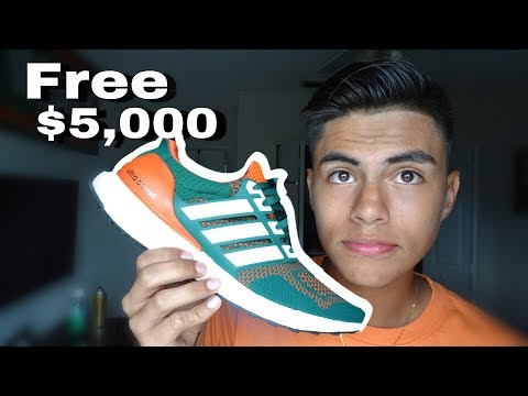 MOST EXPENSIVE ADIDAS ULTRABOOST EVER