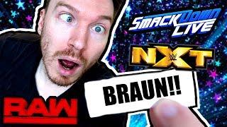 WWE Superstar Shake Up Fan Version 2018!
