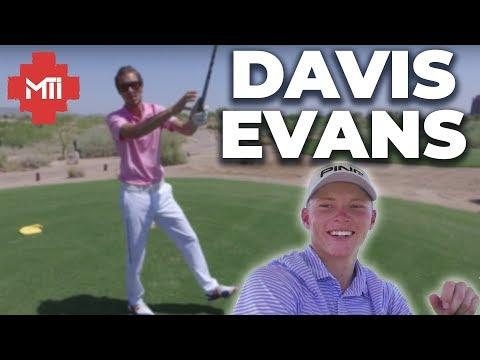 Davis Evans Junior Golfer Course Vlog part 2