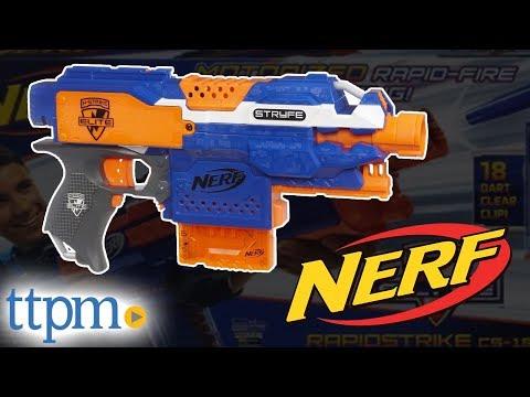 Nerf N-Strike Elite Stryfe - 6 Dart Blaster from Hasbro