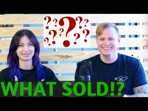 25 Items WE SOLD on eBay For BIG PROFIT - What Brands To Buy | Learn What Sells on eBay in 2018!