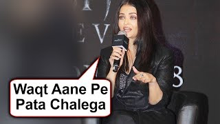 Aishwarya Rai REVEALS Details About Her Comeback Films   Mani Ratnam   Abhishek Bachchan