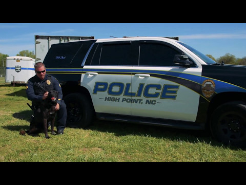 High Point/Archdale NC Retired K-9 Health Fund