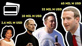 32 Hombres y mujeres más ricos, de los que probablemente no has oído hablar