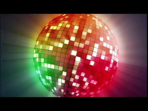 Spinning Disco Ball For Fun Partys
