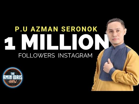 Xxx Mp4 Ep2 PU Azman EXCITED 1 MILLION FOLLOWERS Jatuh Riak Ke 3gp Sex