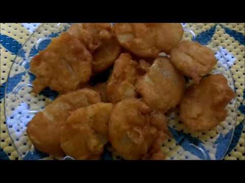 Aaloo ke Bhajiye/Potato Fritters - Ramadan Special Recipe - All About Food
