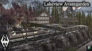 Skyrim Mods: Draco's Lakeview Manor Upgrades | Daikhlo
