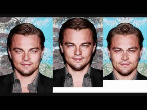 Leonardo DiCaprio Facial Symmetry
