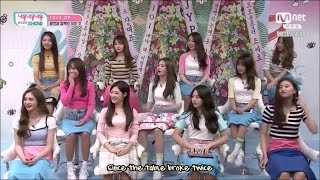 [ENG SUB] 161016 I Really Really Really Miss You Show - Sejeong is the strongest in I.O.I