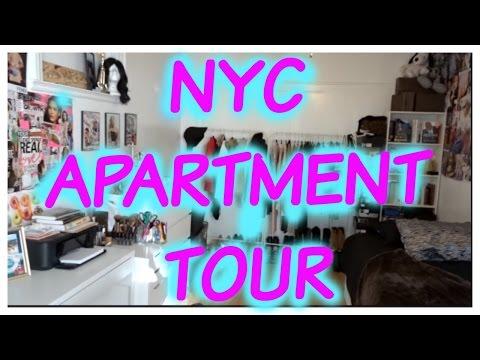 New York | $1000 a month Brooklyn Studio Apartment Tour Update | Brittany Daniel