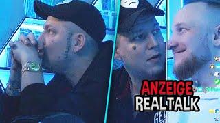Zuschauer ANGEZEIGT ... 🤔 Privatsphärenverletzung REALTALK ft. ELoTRiX   MontanaBlack Realtalk