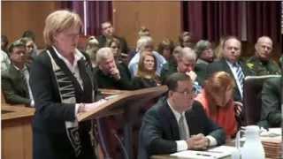 Rachel Shoaf Sentencing