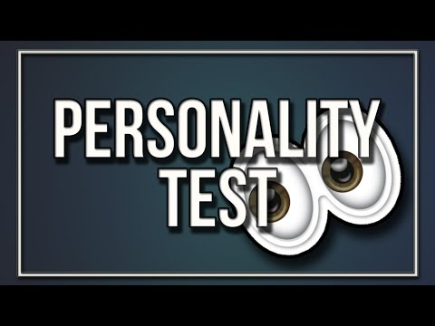 Personality Test: What Do You See?