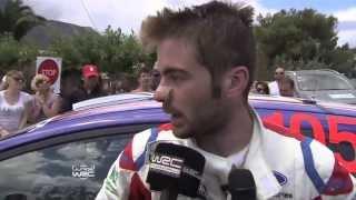 Round 2 - 2013 FIA Junior WRC Championship: Acropolis Rally of Greece