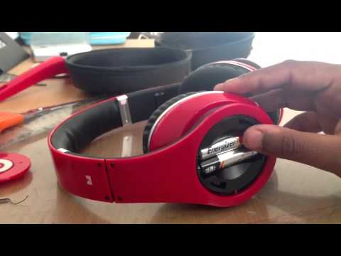Fake Beats by Dr Dre Studio - Full Review - PRODUCT RED