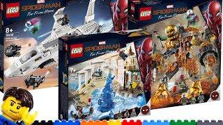 Download New LEGO Spider-Man: Far From Home sets, overview & thoughts Video