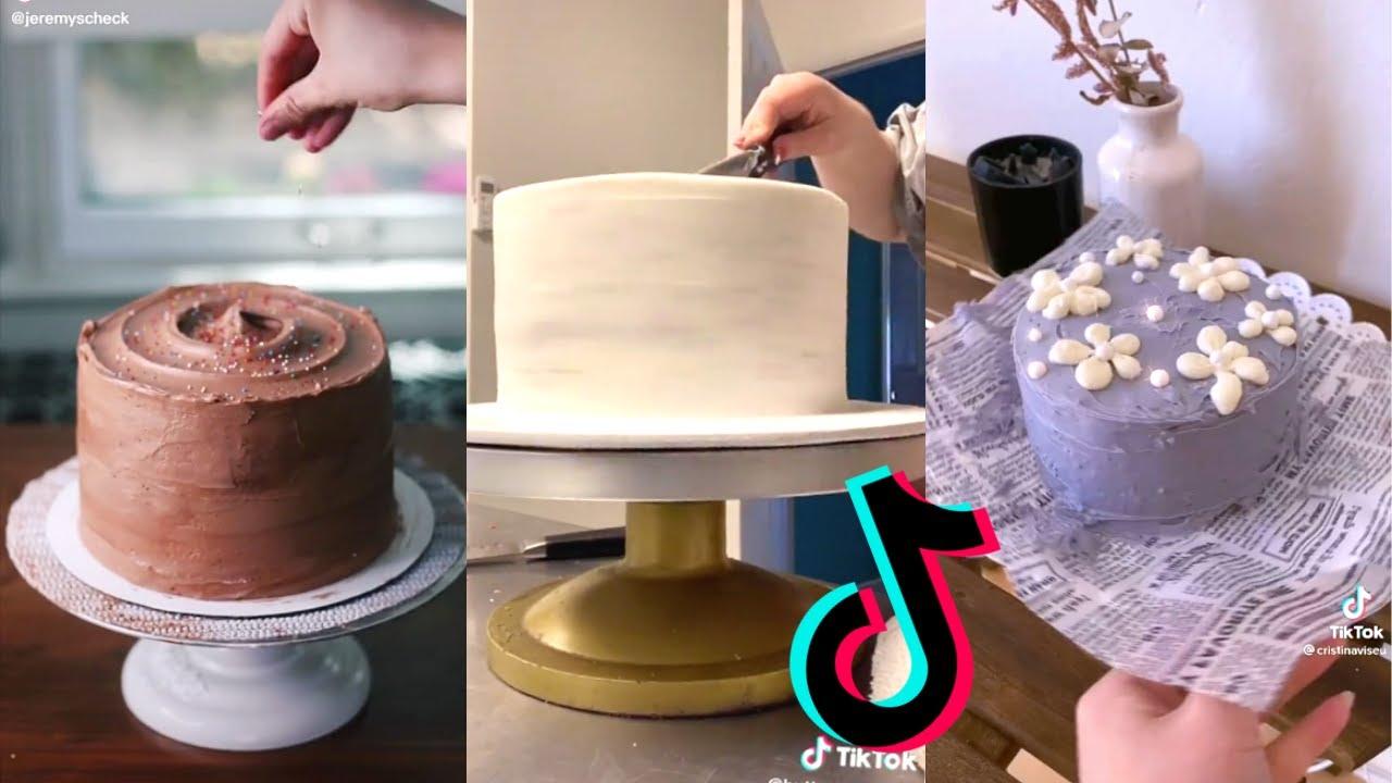Satisfying Cake Decorating pt 2 | TikTok Compilation
