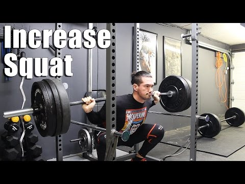 How to Increase Squat Strength with Basic Tips