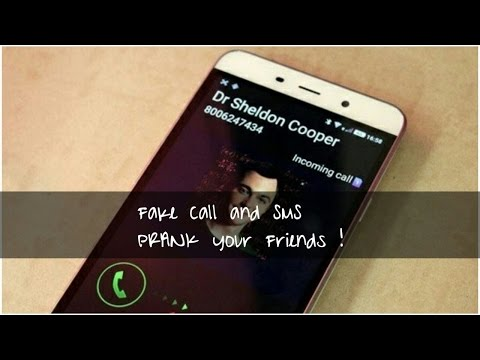 Prank your Friends - How To Make Fake Sms And Calls
