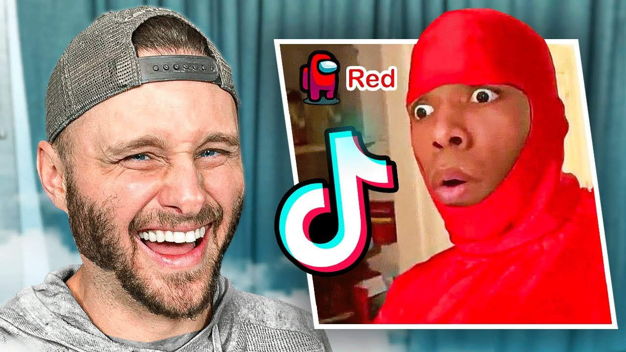 Among Us TRY NOT TO LAUGH *TIK TOK EDITION*