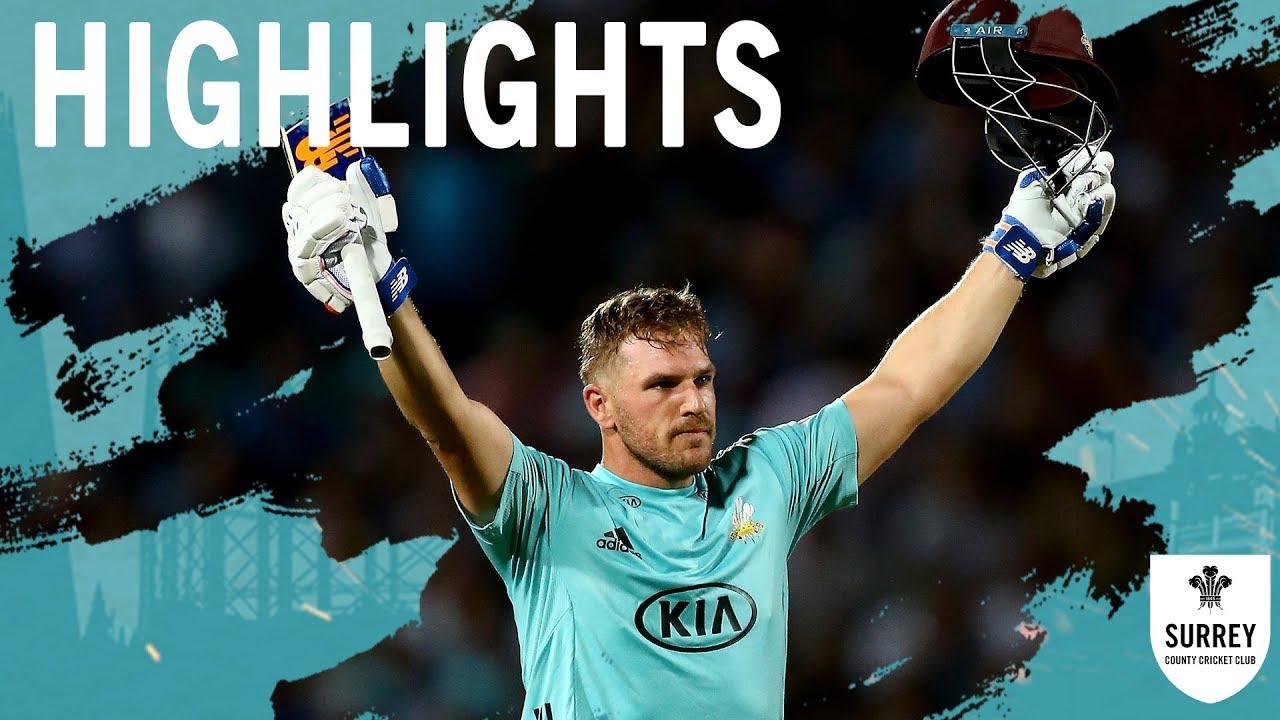 Record breaking night of T20 cricket! Highlights of T20 Blast v Middlesex
