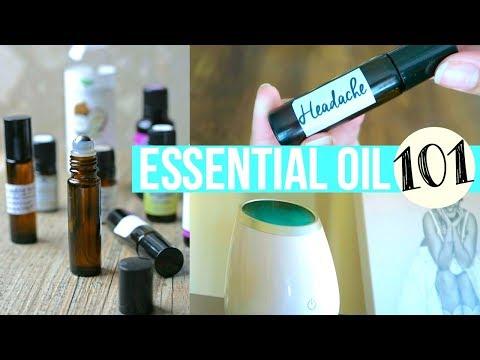 5 ESSENTIAL OIL DIY'S | ESSENTIAL OIL 101 | Page Danielle