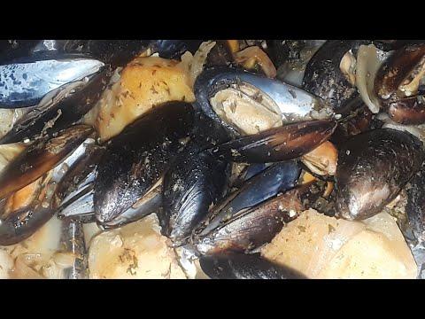 Mussels Mukbang and Shoutouts!