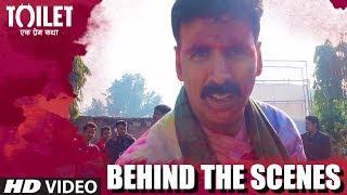 Toilet Ek Prem Katha Behind The Scenes Fun