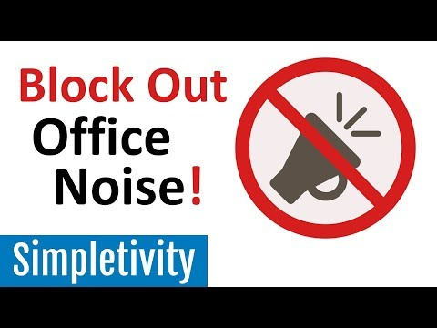 How to Find Quiet Space in a Noisy Office
