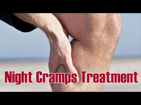 What Causes Leg Cramps At Night And How To Treat Them