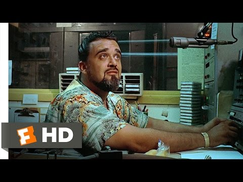 American Graffiti (9/10) Movie CLIP - Wolfman Jack (1973) HD