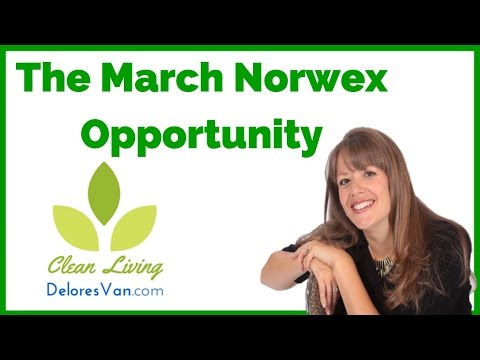 Maximizing the March Norwex Opportunity: Earn $1,270 in FREE Product & $350 CASH