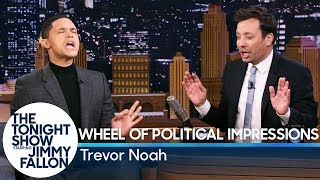 Download Wheel of Political Impressions with Trevor Noah Video