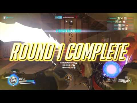 Overwatch   How to Communicate Zarya Ults - A 30-Second Tutorial!