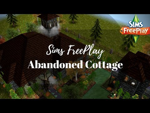 Abandoned Cottage Tour | Sims FreePlay
