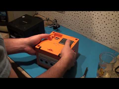 How to change a Gamecube Controller Port.