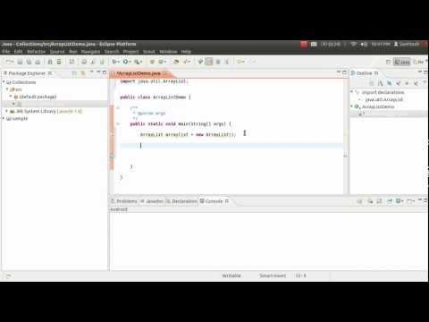 Java Collections Arraylist