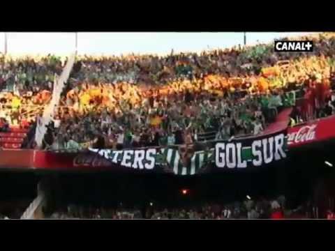 Sevilla 1-2 Betis, MAREA VERDIBLANCA EN EL PIZJUAN!!!.flv
