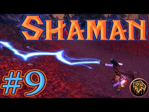 WoW: Shaman Gameplay #9 - Level 20! (BMI P6)   World of Warcraft 2016 Legion