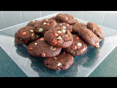 Christmas Recipe: Double Chocolate Chip Cookies