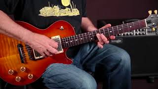 2 Must know G minor pentatonic guitar  licks (Larry Carlton Style)