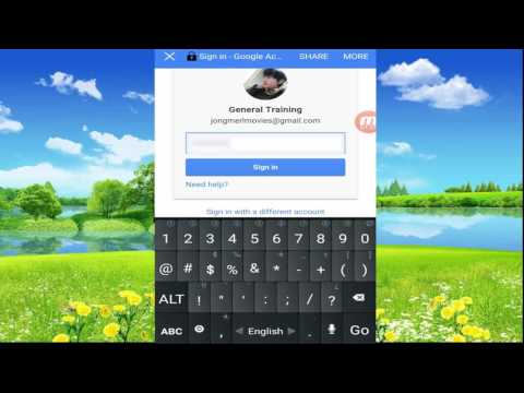 how to change phone number in gmail account with smart phone | khmer