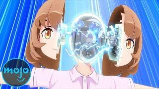 Top 10 WTF Transformation Scenes in Anime (ft. Todd Haberkorn)