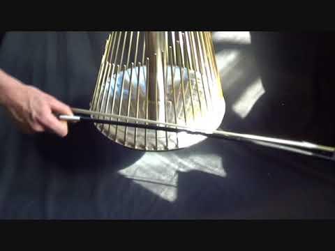 Hyperstellar Waterphone - Amazing instrument with amazing destiny. Coming soon !
