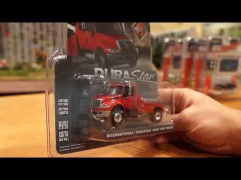 Greenlight diecast cars and trucks - December 2014