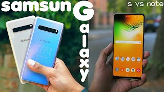 Samsung galaxy s vs note series - best super top speed android phone mobile - music - SCREENSHOTZ