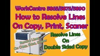How to PhotoCopy id Card Atm Card Xerox 5755 - PakVim net HD Vdieos