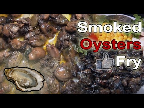 Oysters Fry - Protein Meal